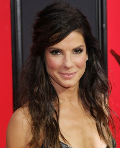 Sandra Bullock Long Hairstyle