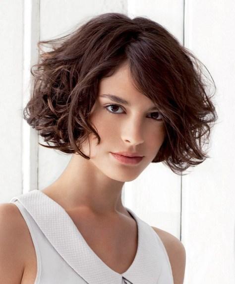 Short Curly Pixie Hair Styles