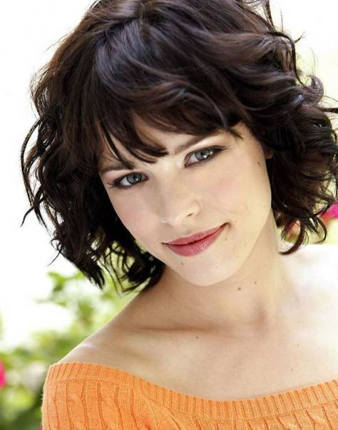 Short Wavy Hairstyles For Summer Haircut