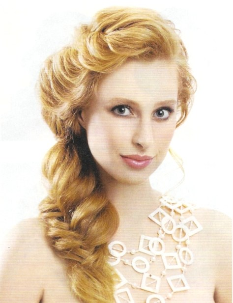 Wedding Hairstyles Retro