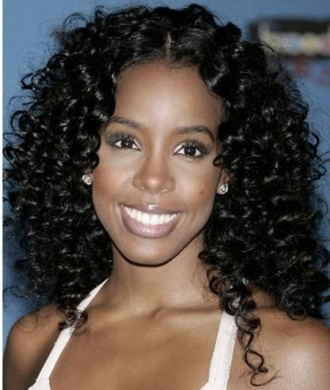 Curly-Hairstyles-For-Black-Women