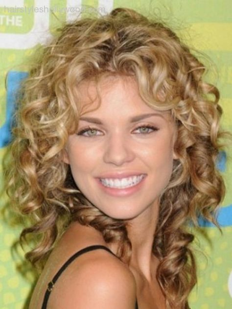 Natural curly haircuts medium length