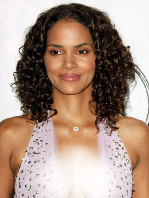cute hairstyles for naturally curly hair