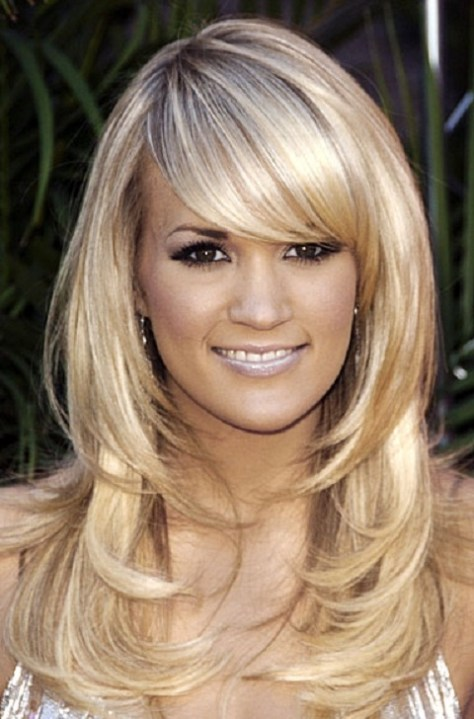 Beautiful Long Blonde Hairstyles..