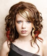 cool and classic curly hairstyles
