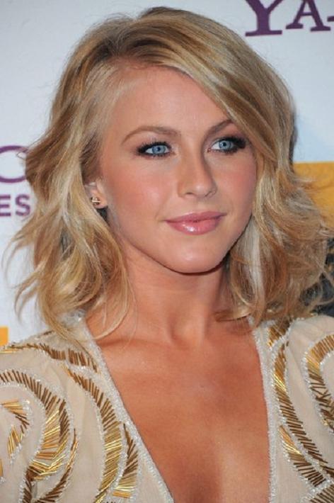 Medium Length Blonde Hairstyles Gallery