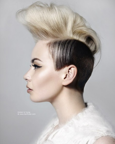 Mohawk Hairstyles.. ideas