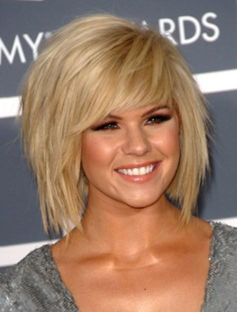medium hairstyle for women