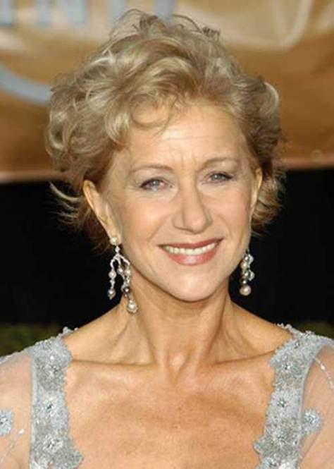 Chic Curly Pixie Hairstyles for Women Over 50