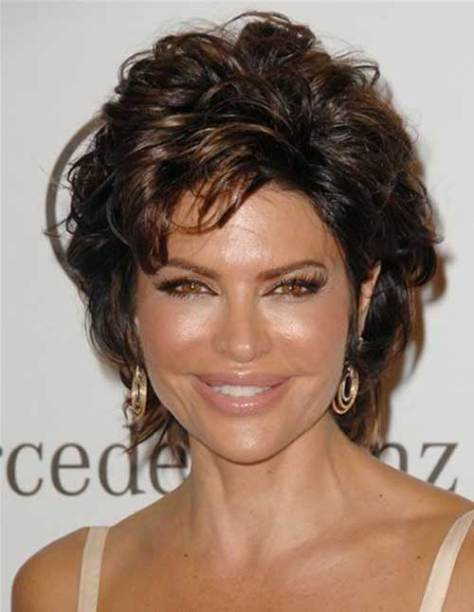 Chic Short Layered Haircuts for Ladies Over 50