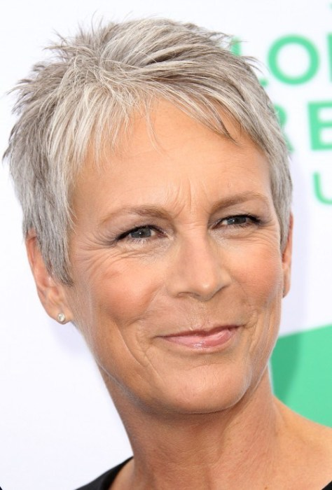 Classy and Simple Short Hairstyles for Women over 50