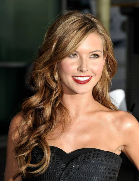 """LOS ANGELES, CA - SEPTEMBER 03: Actress Audrina Patridge arrives at the premiere of Summit Entertainment's """"Sorority Row"""" at the ArcLight Theater on September 3, 3009 in Los Angeles, California. (Photo by Kevin Winter/Getty Images)"""