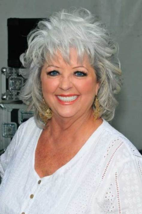 Cute Short Grey Haircuts for Women Over 50