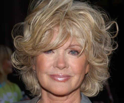 Cute Short Hairstyles for Women Over 50...