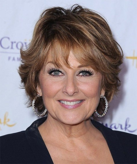 Easy Everyday Short Haircuts for Women Over 50