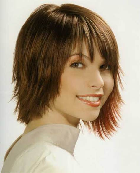 Easy Short Straight Hair Styles