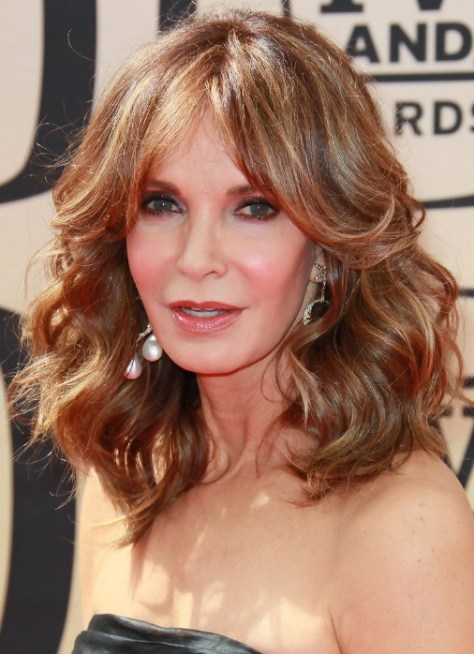 Flattering Hairstyle for women over 50