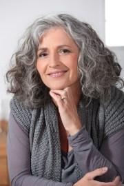 medium hairstyles women over