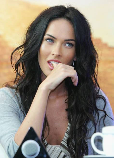 Megan Fox Long Hair