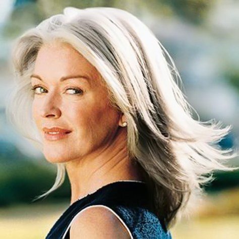 Trendy Hairstyles for Older Women