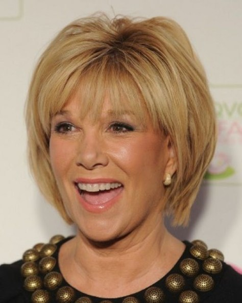 medium hairstyles for women over 50.