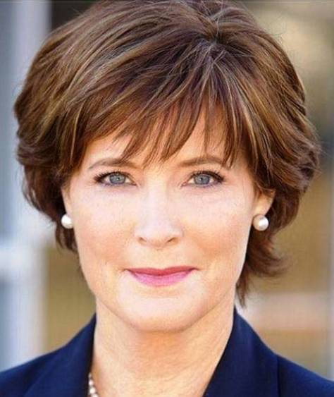 photos of short hairstyles for women over 50