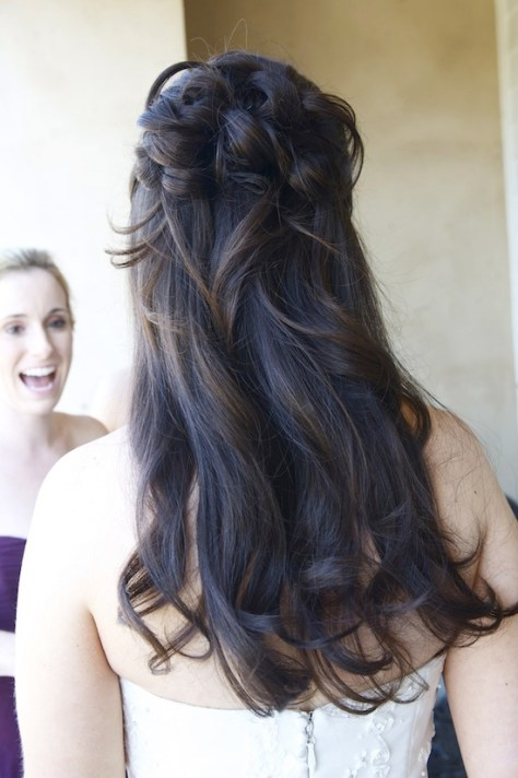 wedding hairstyles for long hair..