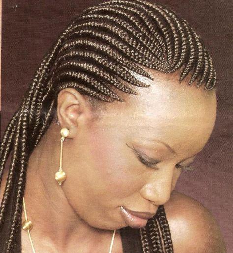 African Braids Hairstyles...