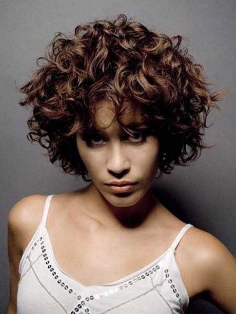African Short Curly Hairstyles