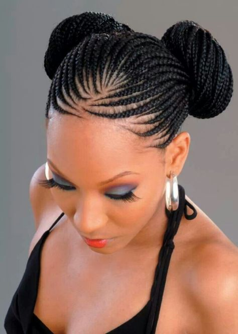Best Black Braided Hairstyles