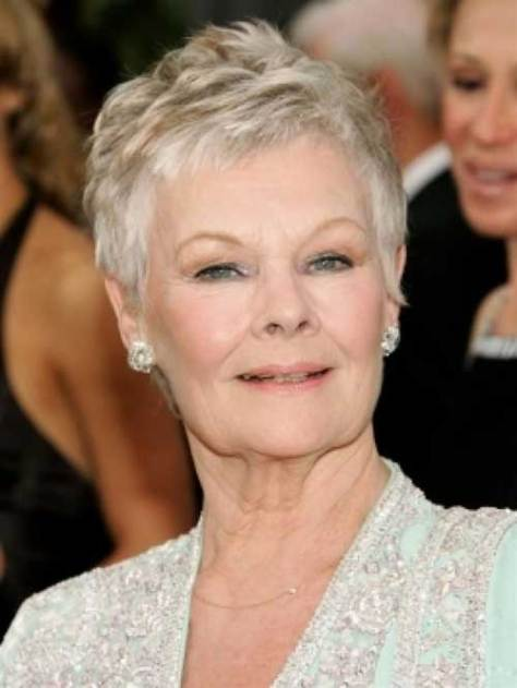 Best Short Haircut for Older Women