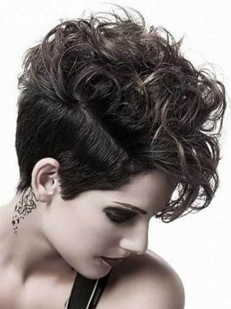 Best Short Haircuts For Curly Hair