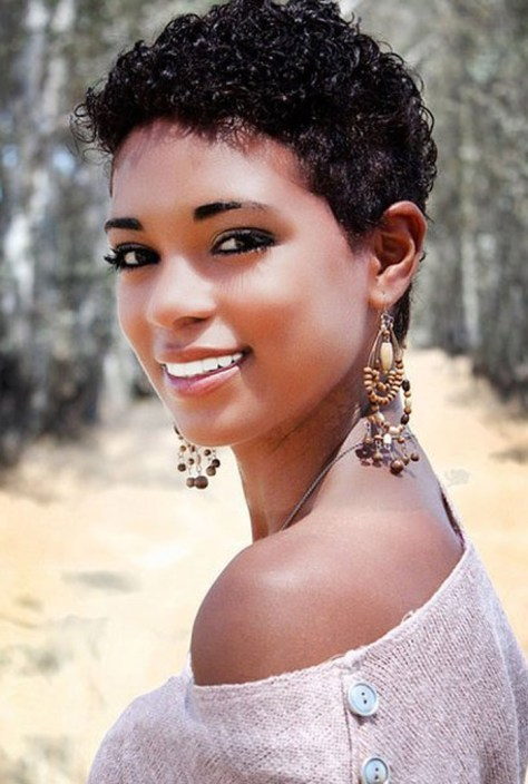 Best Short Haircuts for Black Women