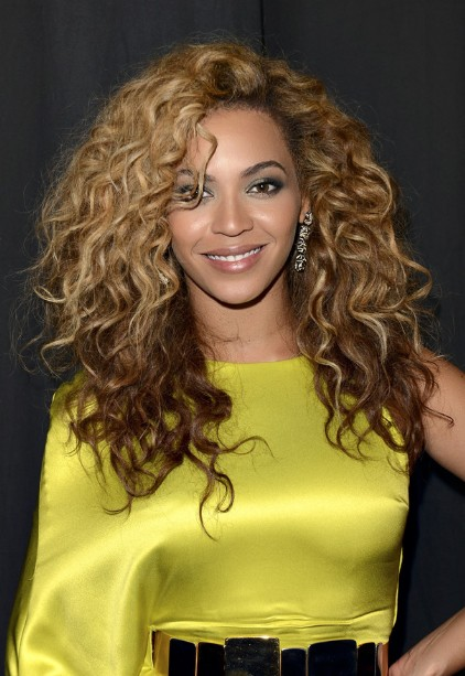 Beyonce Curly Hairstyles..