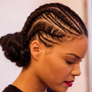cornrow braids hairstyles