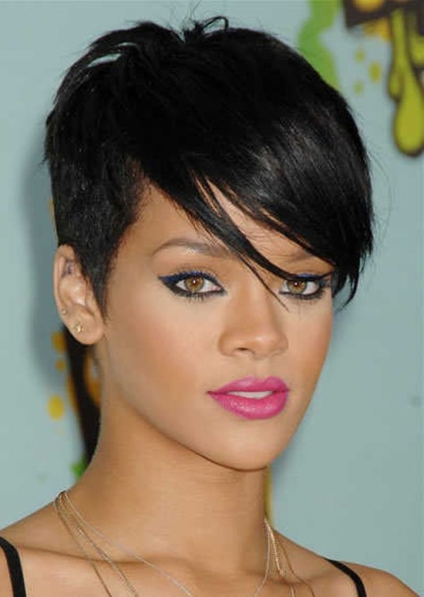 Cool Short Black Hairstyles