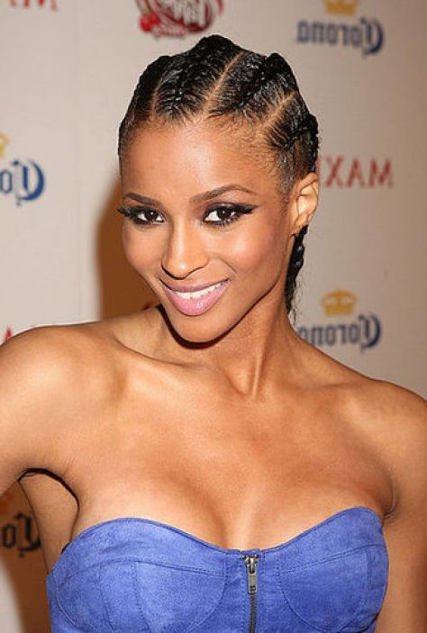 Cornrow Braids Hairstyles For Black Women ...