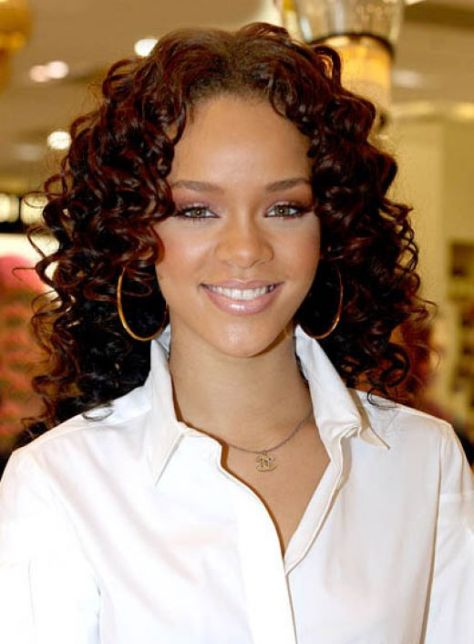 Curly Hairstyles Black Hair