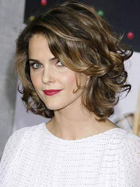 Cute Short Hairstyles For Curly Hair ...