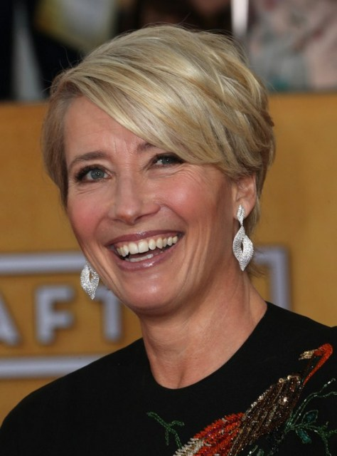 Easy Short Hairstyles for Older Women images