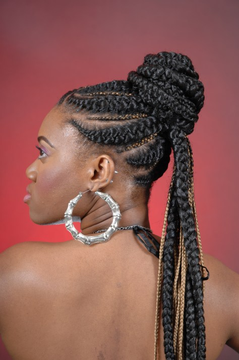 Goddess Braids African Hair Braiding