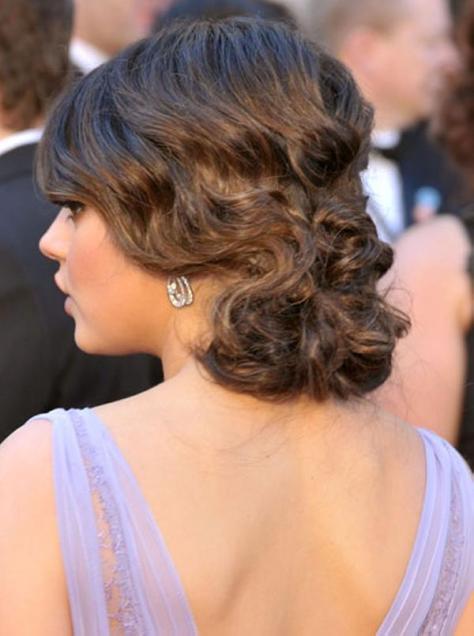 Hairstyle Short Hair Wedding...