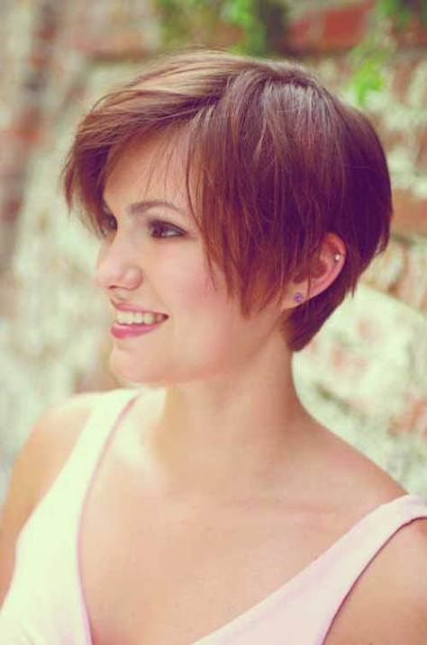 Hairstyle Short Haircuts for Thick Hair....