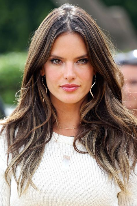Hairstyle for Long Hair...