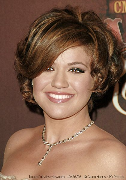 Kelly Clarkson Short Hair