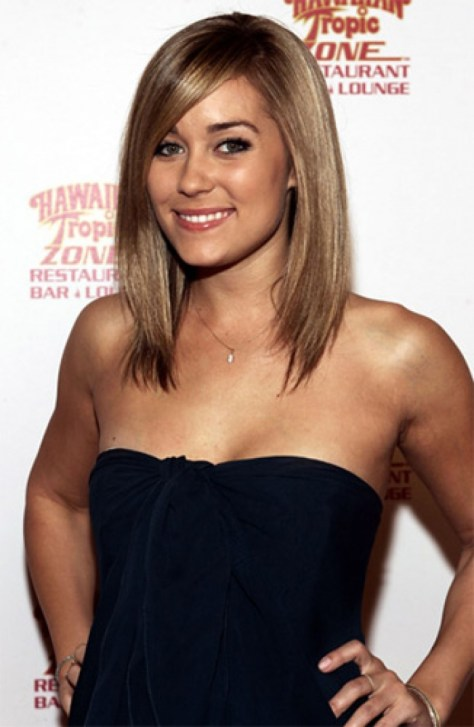 Lauren Conrad Shoulder Length Hair