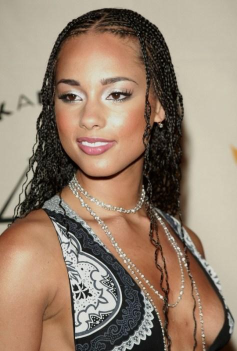 Long African American Hairstyles Braids