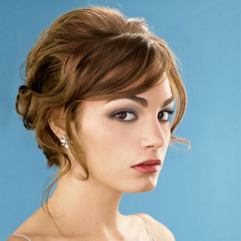 Prom Hairstyles for Short Hair images