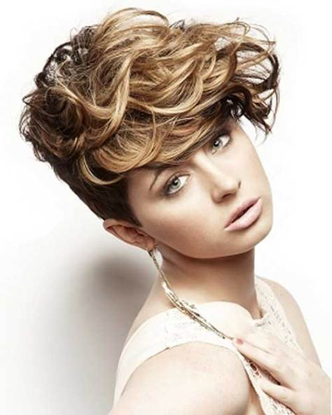 Prom Hairstyles for Very Short Hair