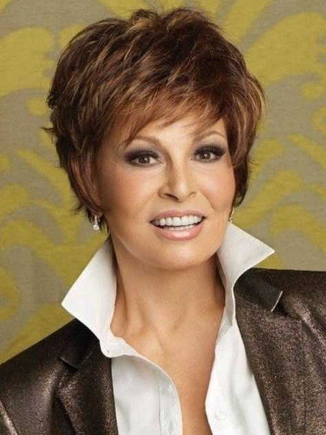 Raquel Welch Wigs Short Hair